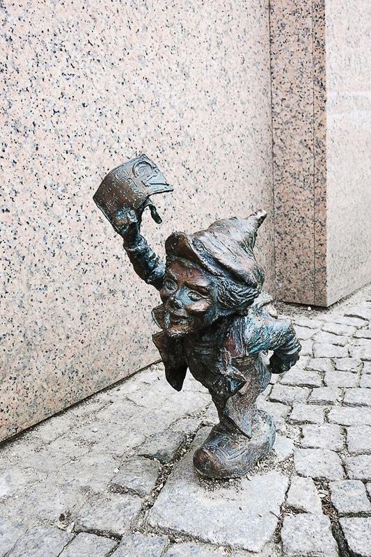 Wroclaw palčki