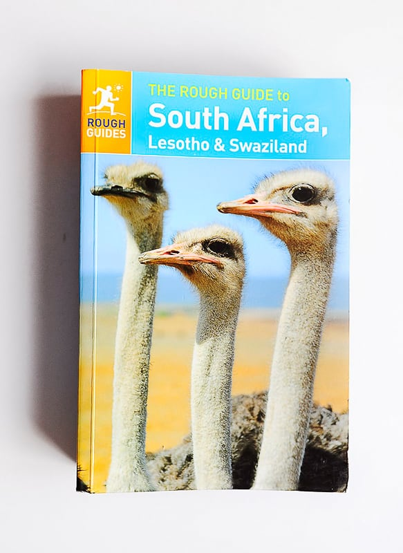 Rough Guide South Africa