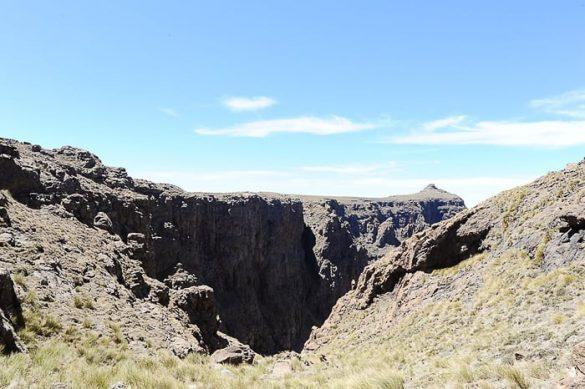 Rhino Horn Peak