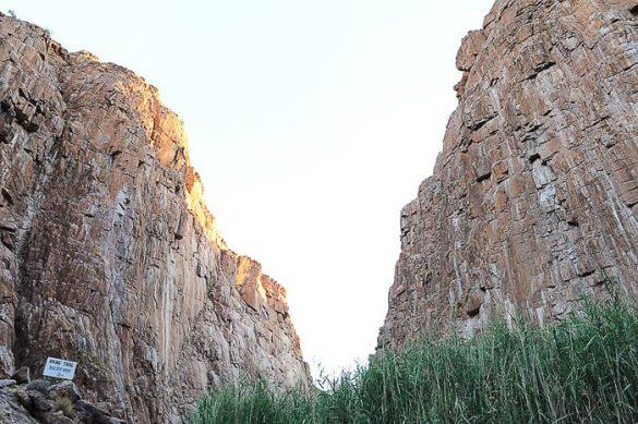 Riemvasmaak kanjon