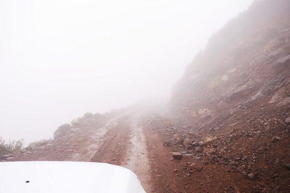 Sani Pass cesta