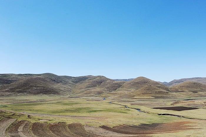 pokrajina v Lesotu