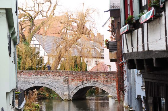 most čez reko Donavo, Ulm