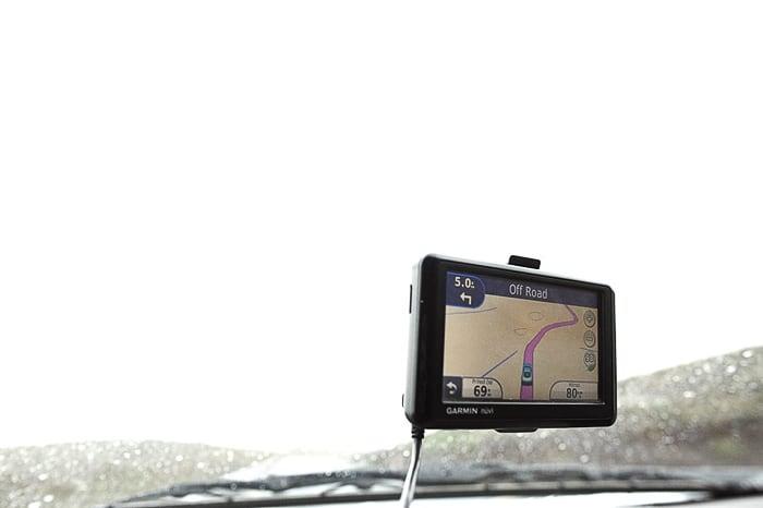 Garmin navigacija