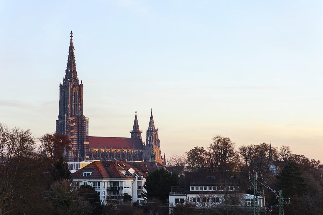 ulm, katedrala z najvisjim zvonikom na svetu