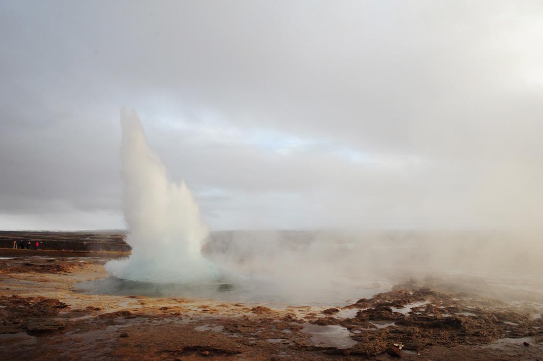 izbruh gejzirja