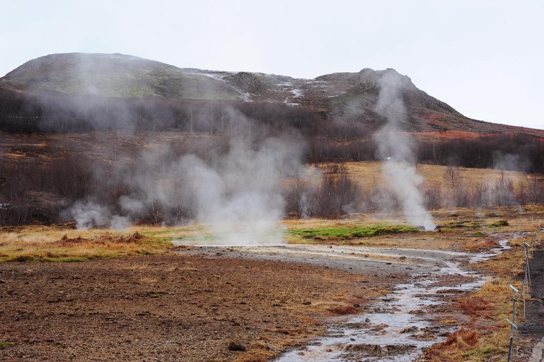 Geotermalno področje Haukadalur