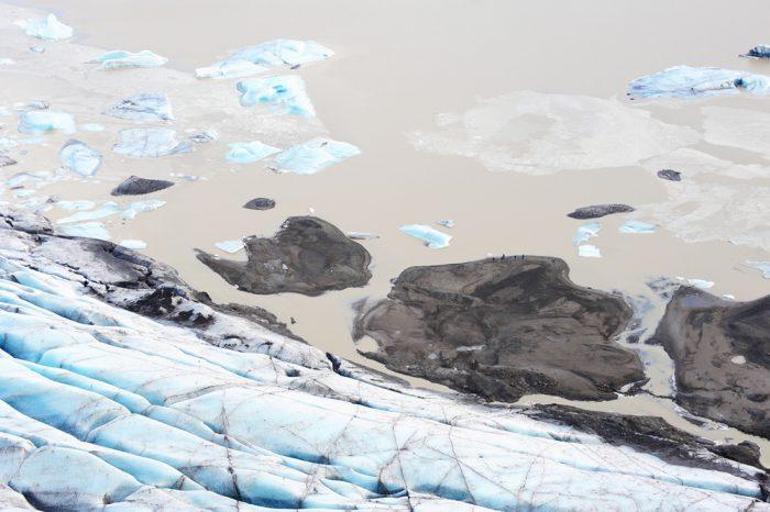 ledenik Skaftafellsjökull
