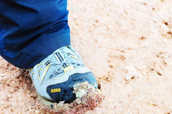 blatni čevlji
