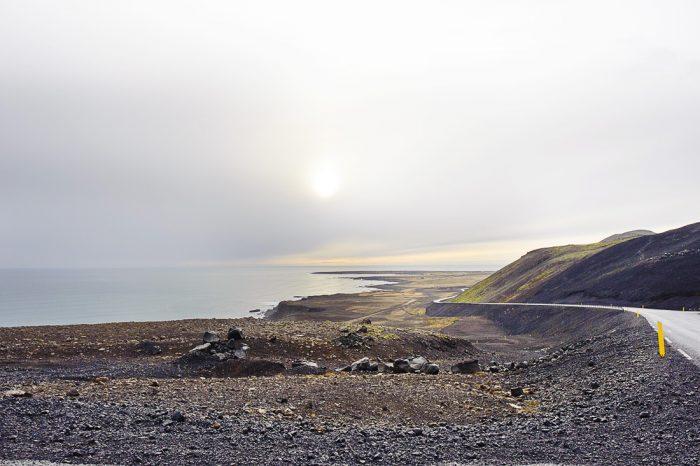 cesta na Islandiji, Reykjanes