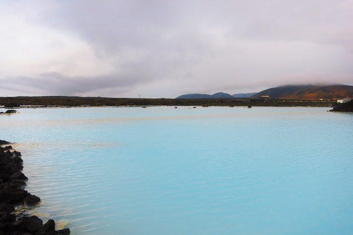 morda voda v blue lagoon