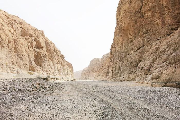 kanjon Wadi Daykah
