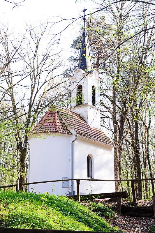 majhna cerkev sv. vida
