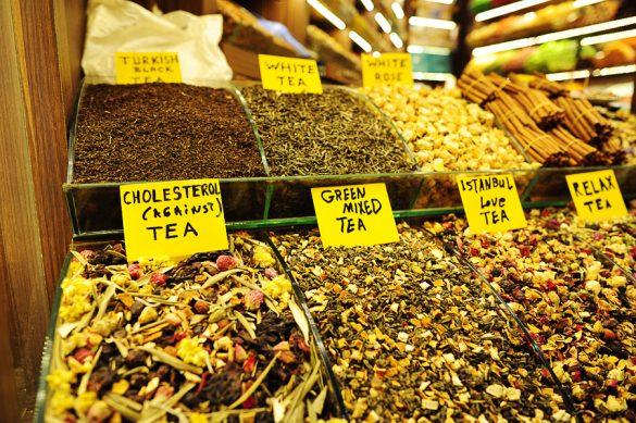 zelišča grand bazaar istanbul