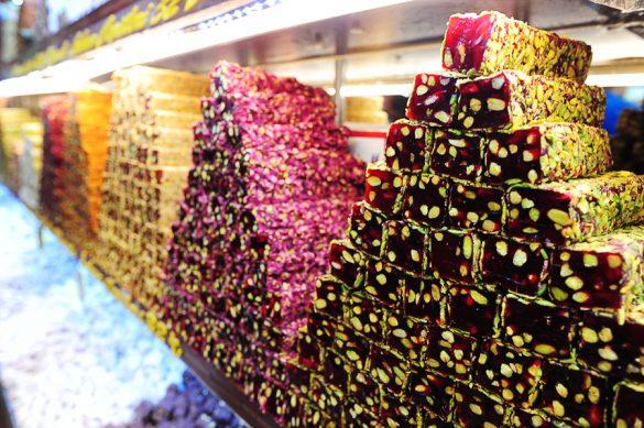 turške sladice Istanbul