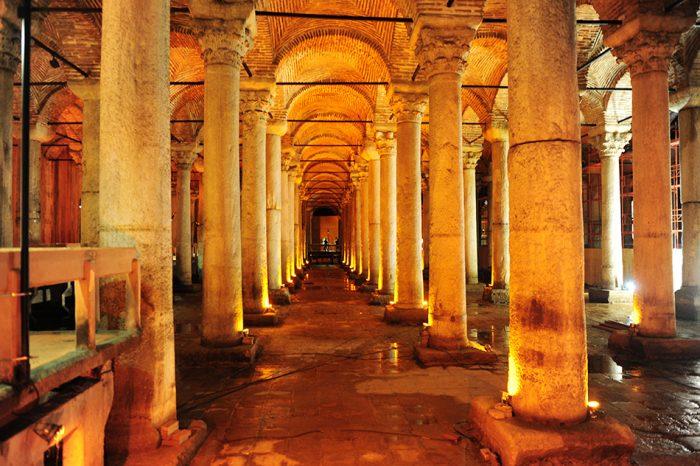 rimska cisterna Istanbul