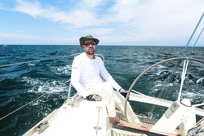 skiper na jadrnici