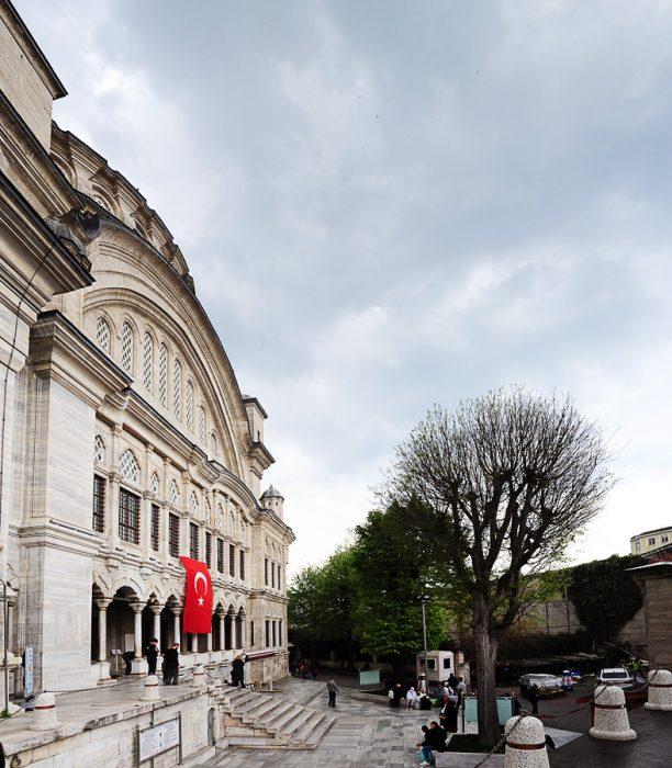 Mošeja Bayazit Camii Istanbul