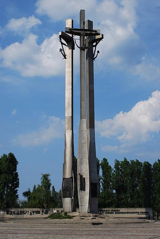 Spomenik Solidarnosti Gdansk