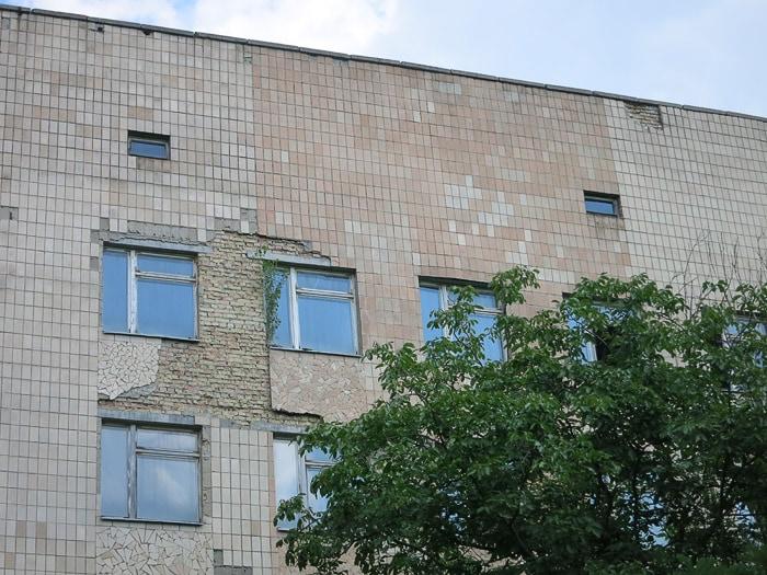 zapuščena bolnišnica Pripjat