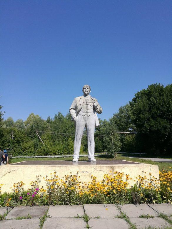 Kip Lenin v Černobilu