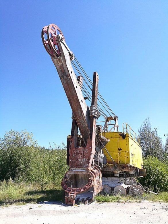 gradbeni stroj
