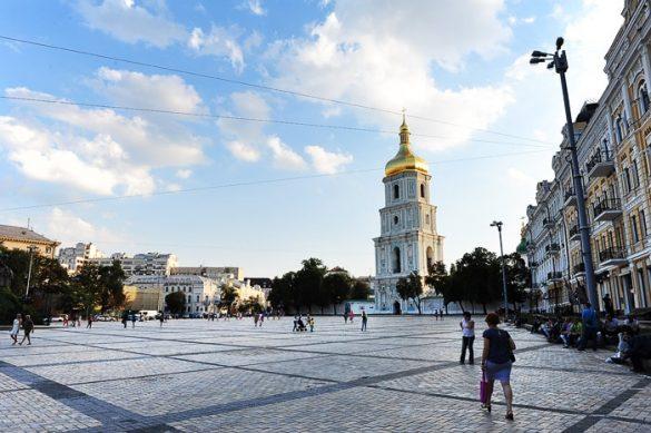cerkev sv. sofije, kijev