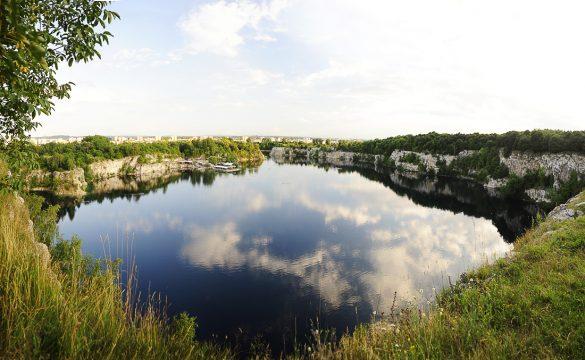 Zakrzowek, jezero Krakow