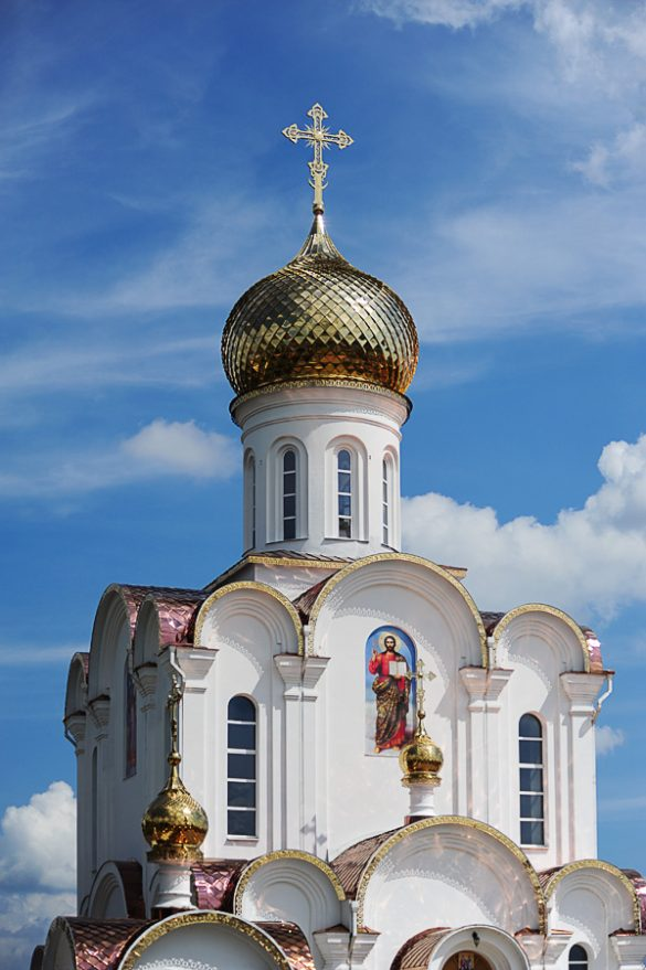 pravoslavna cekrev Turau Belorusija