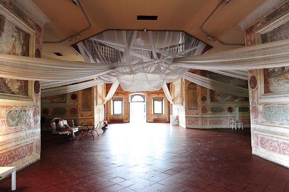 Poročna lokacija: dvorec Zemono