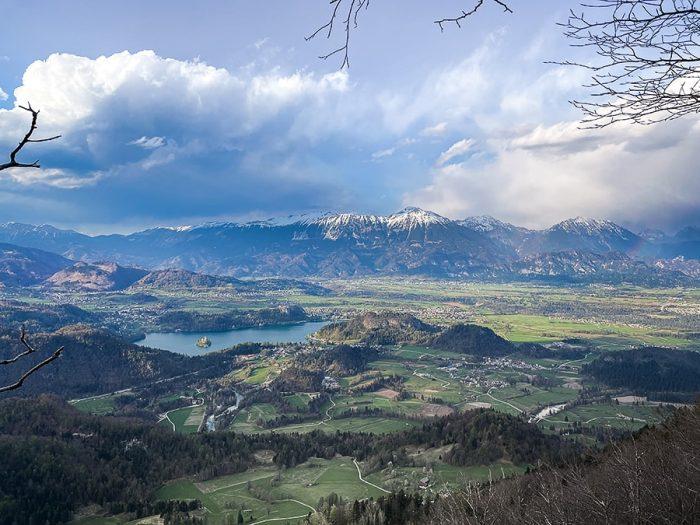Razgled na Bled