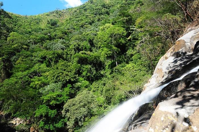 nacionalni park El Imposible