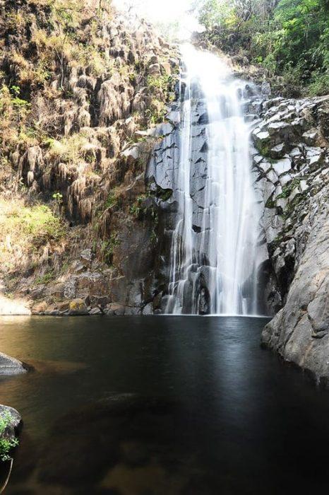 slap v nacionalnem parku El Imposible