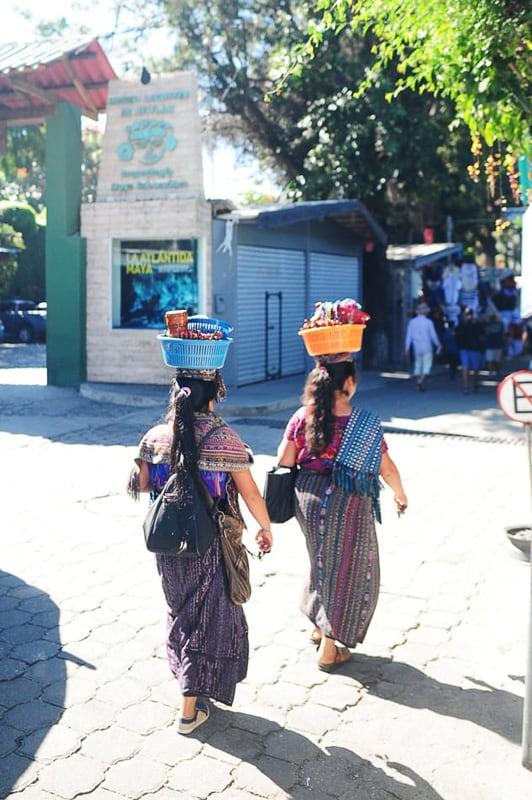 Gvatemala domačini