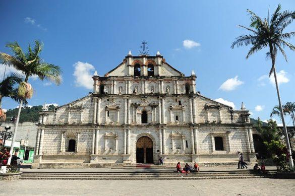 cerkev Panajachel, Gvatemala
