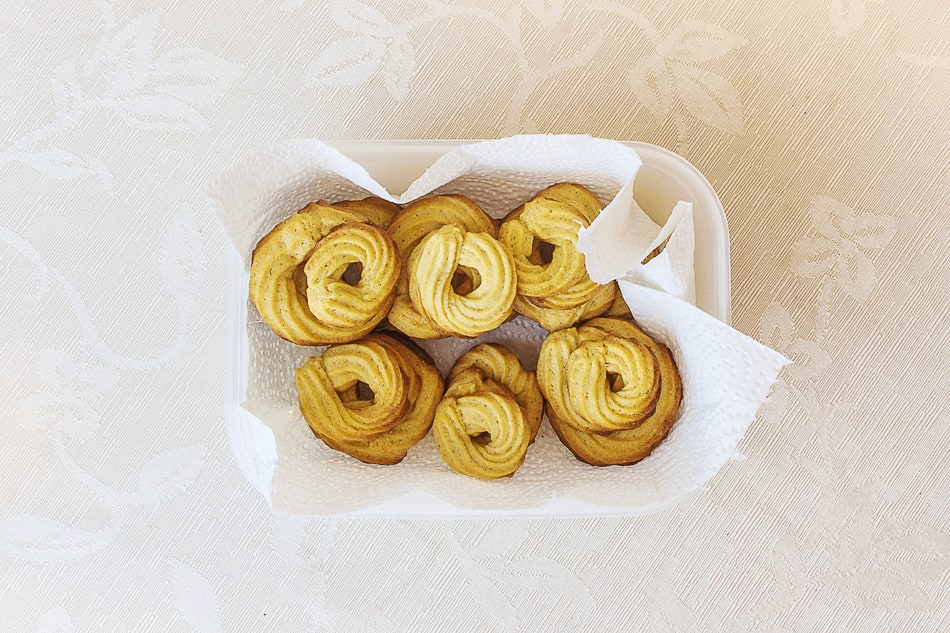 recept za danske maslene piškote