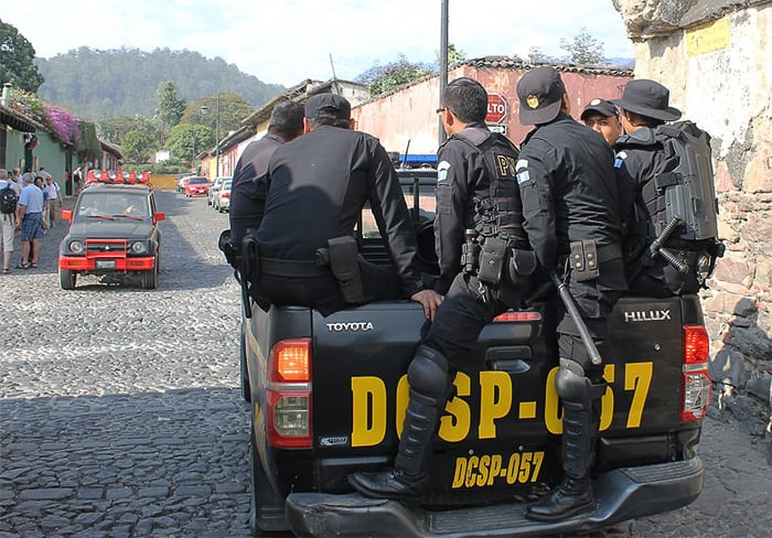 vojska v Salvadorju