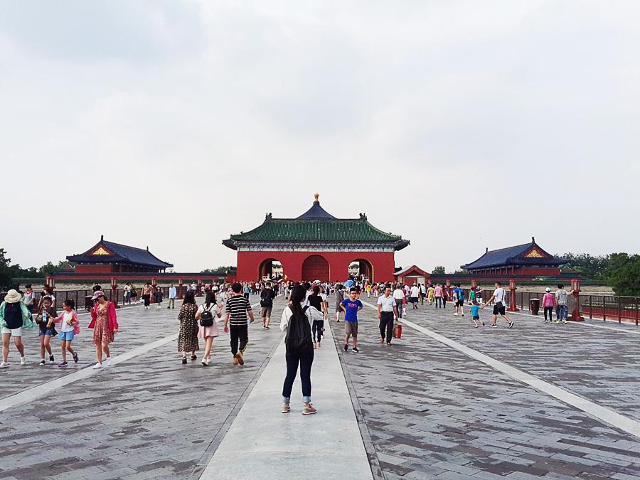 peking, prepovedano mesto, nasveti za kitajsko