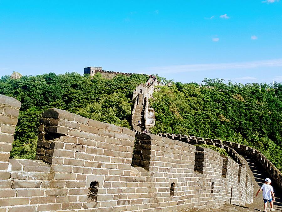 kitajski zid, nasveti za potovanje po kitajski
