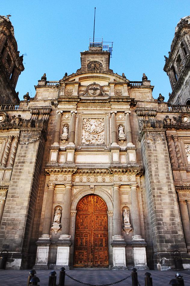 mexcio city znamenitosti