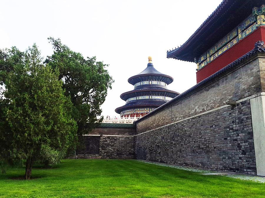 temple of heaven, peking, nasveti