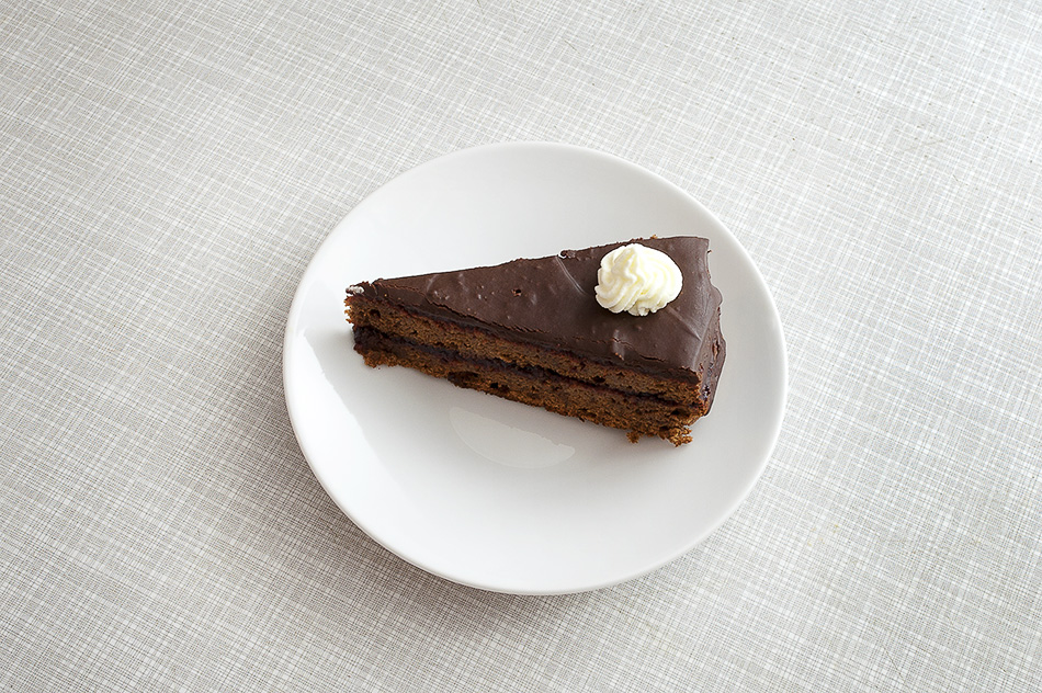domača sacher torta