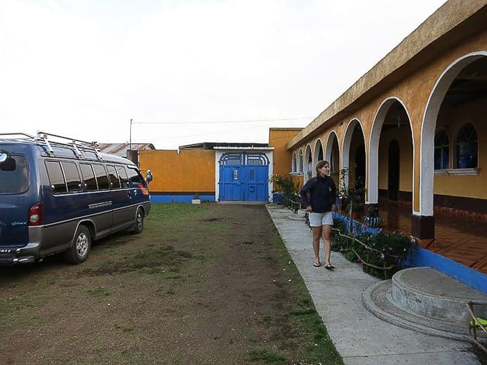 dvorišče, Gvatemala