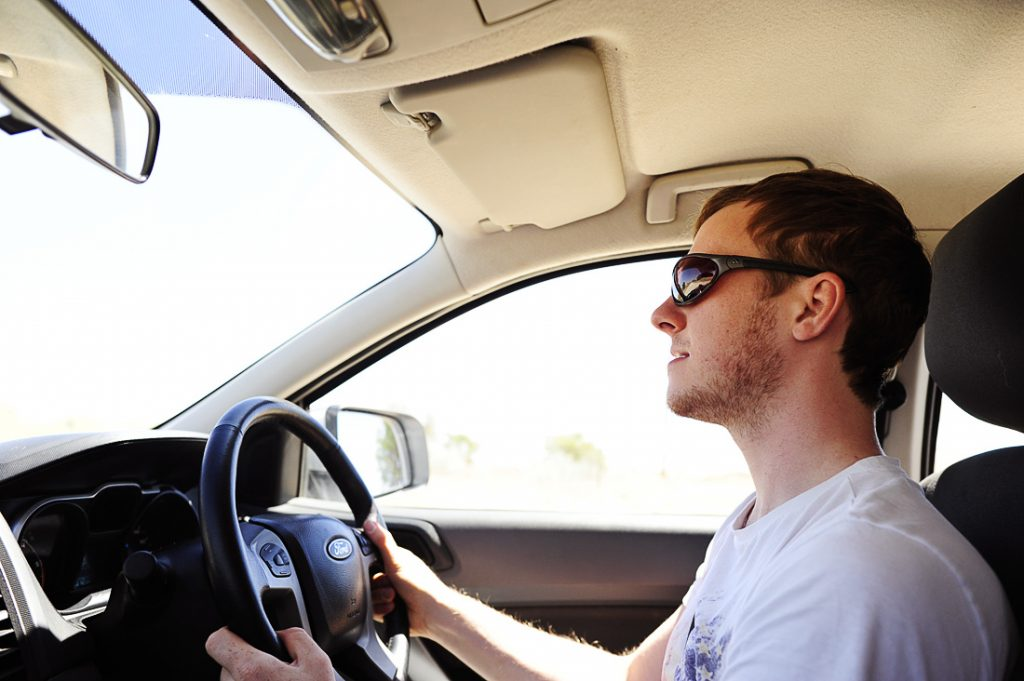 vožnja po levi strani, južna afrika