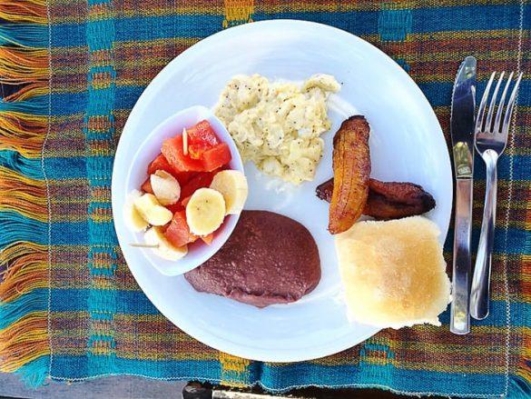 tipična salvadorska hrana