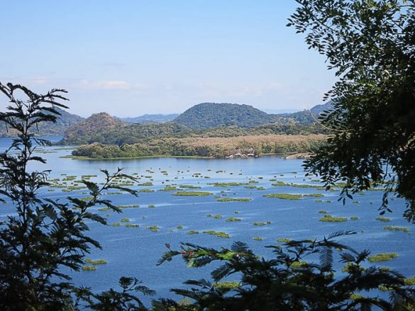 jezero suchitlan, Salvador