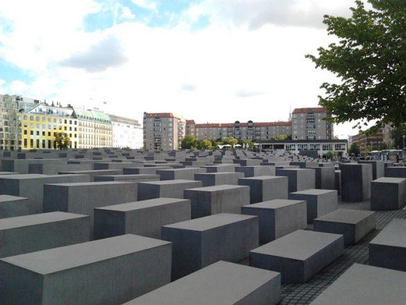 spomenik holokavstu, berlin