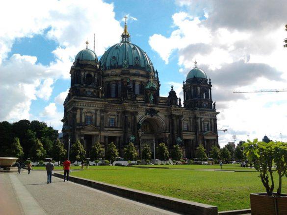 Berliner Dom, berlinska katedrala