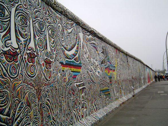 east side gallery, berlinski zid