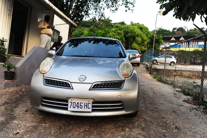 Nissa Micra na Jamajki